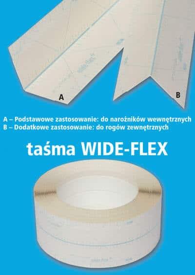 CENTERFLEX - Taśma WIDE-FLEX ( WF ) 30 mb-45865