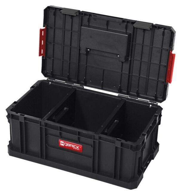 QBRICK SYSTEM TWO TOOLBOX Plus Modularna, wytrzymała skrzynka narzędziowa-46260