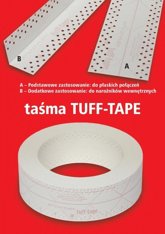 CENTERFLEX - TAŚMA TUFF TAPE ( TT ) 30mb-45747