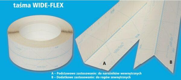 CENTERFLEX - Taśma WIDE-FLEX ( WF ) 30 mb-45864