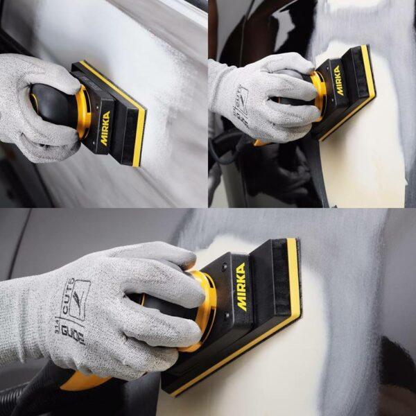 Mirka DEOS 383CV szlifierka oscylacyjna prostokątna 70x198 mm 230V z odpylaniem (MID3830201)-46736