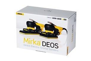 Mirka DEOS 383CV szlifierka oscylacyjna prostokątna 70x198 mm 230V z odpylaniem (MID3830201)-46734