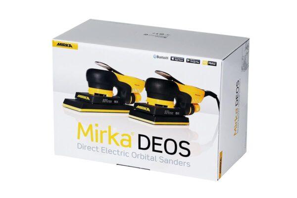 Mirka DEOS 353CV szlifierka oscylacyjna o stopie prostokątnej 81x133 mm z odpylaniem (MID3530201)-46724