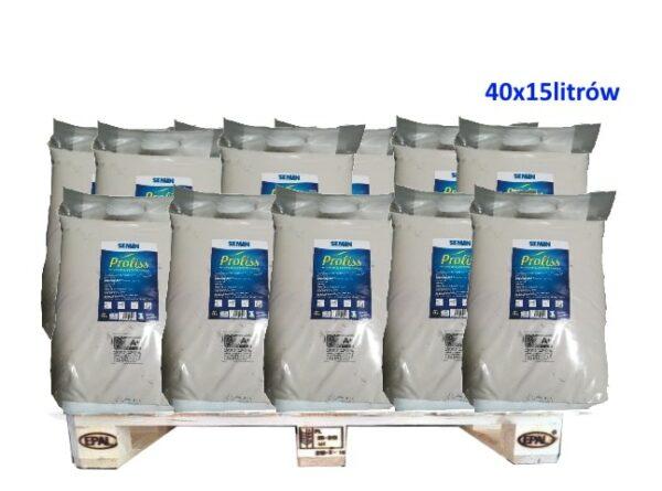 SEMIN Proliss Gotowa gładź maszynowa o lekkiej formule do wnętrz 40 worków po 15L paleta (40x15L) 600L-0