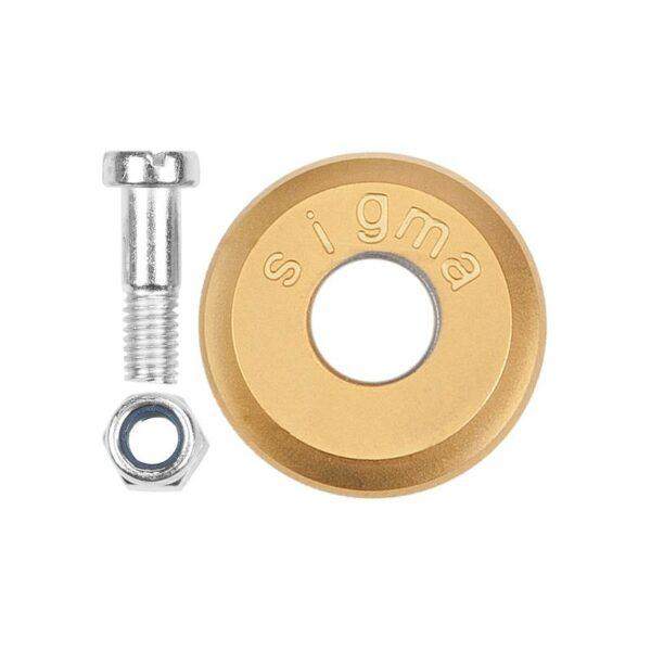 SIGMA TYTANOWE KÓŁKO TNĄCE DO PRZECINARKI RĘCZNEJ SERI 3 KLICK KLOCK 15mm (14CT)-0