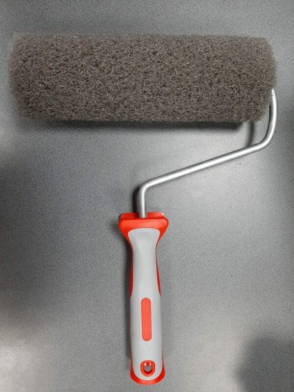OLEJNIK Zestaw aluminiowych szpachelek, pac do gładzi grubość blachy 0,3 mm (40,60,80, teleskop, adapter) + wałek -46885