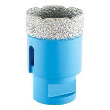 SIGMA Otwornica diamentowa do wiercenia na MOKRO I SUCHO, wiertło diamentowe 35 mm (53035)-0