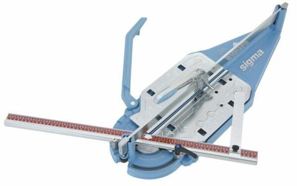 SIGMA Urządzenie do cięcia płytek przecinarka ręczna Seria 3 KLICK KLOCK 3C2K długość cięcia 74 cm (SIGMA - 3C2K Seria 3 KLICK KLOCK )-0