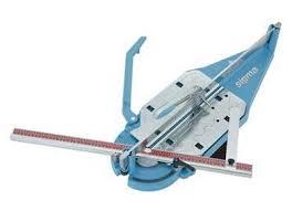 SIGMA Urządzenie do cięcia płytek przecinarka ręczna Seria 3 KLICK KLOCK 3D2K długość cięcia 92 cm (SIGMA - 3D2K Seria 3 KLICK KLOCK )-0