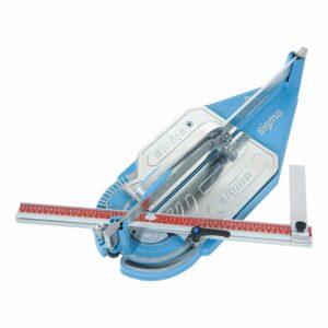 SIGMA Urządzenie do cięcia płytek przecinarka ręczna Seria 3 MAX 3L3M długość cięcia 50,5 cm (SIGMA - 3L3M Seria 3 MAX )-0