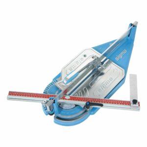 SIGMA Urządzenie do cięcia płytek przecinarka ręczna Seria 3 KLICK KLOCK 3LK długość cięcia 52 cm (SIGMA - 3LK Seria 3 KLICK KLOCK )-0