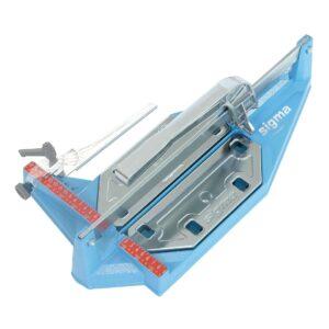 SIGMA Urządzenie do cięcia płytek przecinarka ręczna STANDARD długość cięcia 37 cm (SIGMA- 7F STANDARD )-0