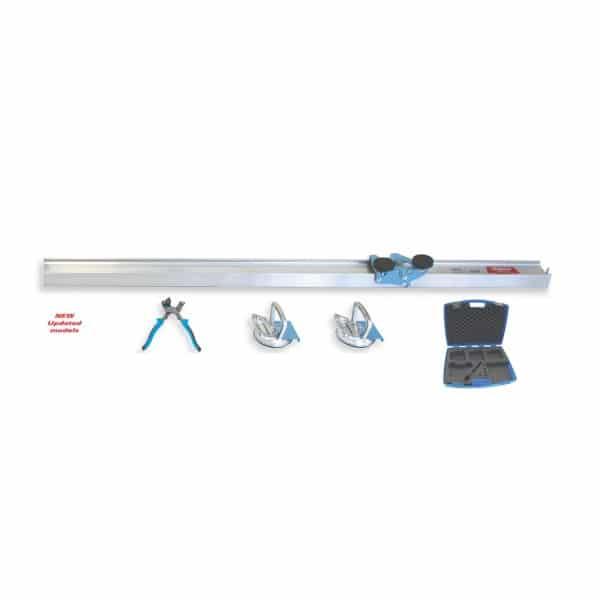 SIGMA Urządzenie do cięcia płytek przecinarka ręczna KERA-CUT INOX 8D3 długość cięcia 201 cm (KERA-CUT INOX 8D3 (SIGMA-8D3)-0