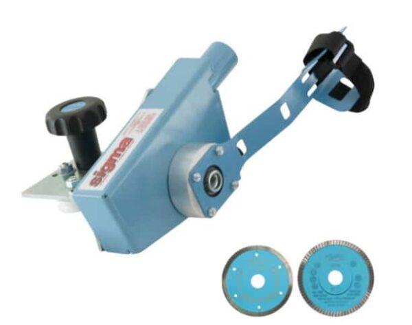 SIGMA Urządzenie do cięcia płytek przecinarka ręczna, Zestaw KERA-FLEX 38F11PD ( KERA-FLEX 38F11PD (SIGMA-38F11PD)-0