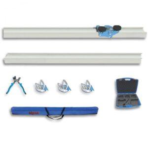 SIGMA Urządzenie do cięcia płytek przecinarka ręczna, Zestaw KERA-CUT EXT 8AE2 +8AEP2 długość cięcia 382 cm ( KERA-CUT EXT 8AE2 (SIGMA-8AE2 + 8AEP2)-0