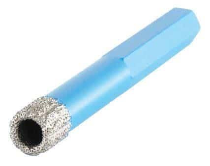 SIGMA Otwornica diamentowa do wiercenia na MOKRO I SUCHO, wiertło diamentowe 8mm (53008)-0
