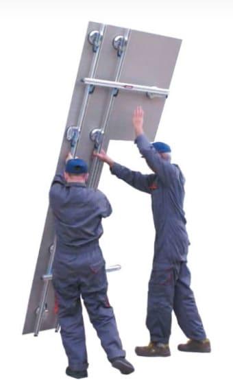 SIGMA SYSTEM DO PRZENOSZENIA PŁYT 340x160cm SIGMA KERA-LIFT 1A5 (SIGMA-1A5)-47081