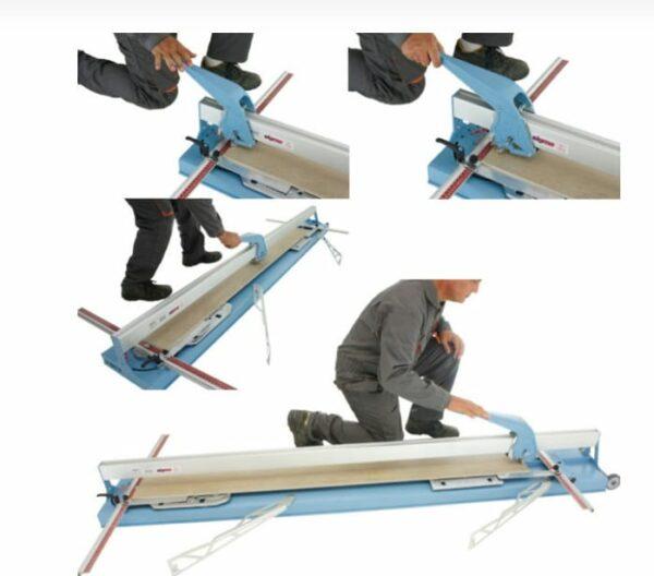 SIGMA Urządzenie do cięcia płytek przecinarka ręczna SERIA XL 12E1 długość cięcia 245 cm (SERIA XL SIGMA-12E1 )-46974