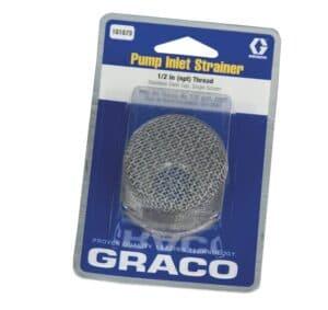 "181073 Graco Filtr ochronny ssaka 1/2"" STAL 8 mesh -0"