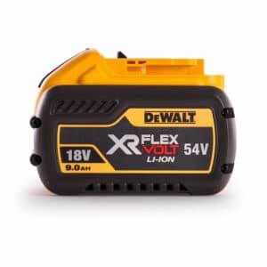 DeWALT Akumulator zapasowy XR FLEXVOLT - napięcie 18/54V pojemność 9.0/3.0Ah DCB547-XJ -0