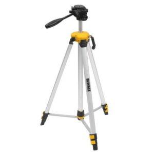 """DEWALT Statyw do niwelatorów, laserów 1/4"""" (0.75M-1.84M) - aluminiowy - lekki DE0881T-XJ-0"""