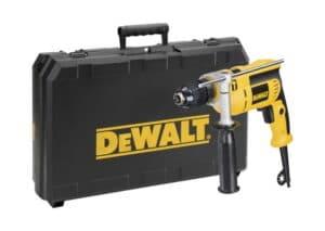 DEWALT Wiertarka udarowa 701W, 13mm, jednobiegowa z uchwytem szybkozaciskowym DWD024KS-QS-0
