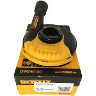 DEWALT Osłona z odsysaniem do szlifowania powierzchniowego do szlifierek kątowych 115 i 125 mm DWE46150-XJ-0