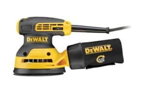 DEWALT Szlifierka mimośrodowa 125mm, 280W DWE6423-0