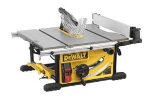 DEWALT Pilarka stołowa, piła 250mm, 2000W, 3800 obr/min DWE7492-QS-0