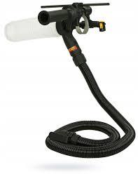 DEWALT Adapter odsysania pyłu harmonijkowy (Air Lock) uniwersalny do młotowiertarek oraz wkrętarek udarowych DWH201D-XJ-0